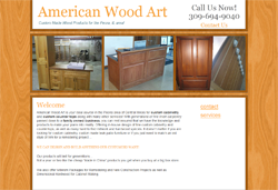 Custom Wood Workers in the Peoria, IL area